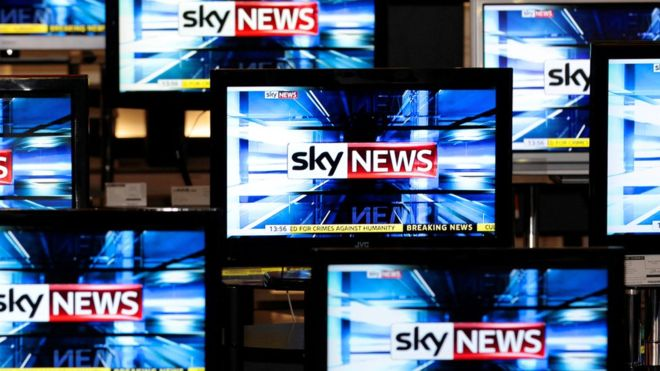 Almost three decades after Rupert Murdoch founded the broadcaster, which includes Sky News, three American companies fought over its future