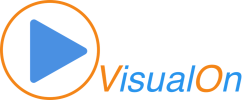 VisualOn logo