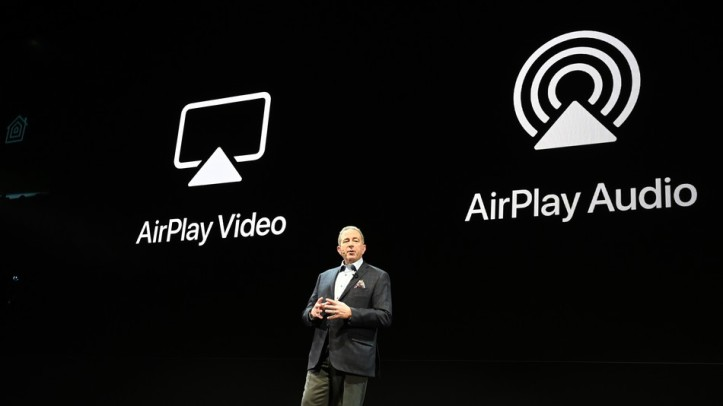 LG announced AirPlay 2 support for its upcoming smart TVs at CES 2019.
