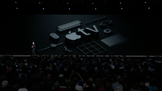 Apple TV event