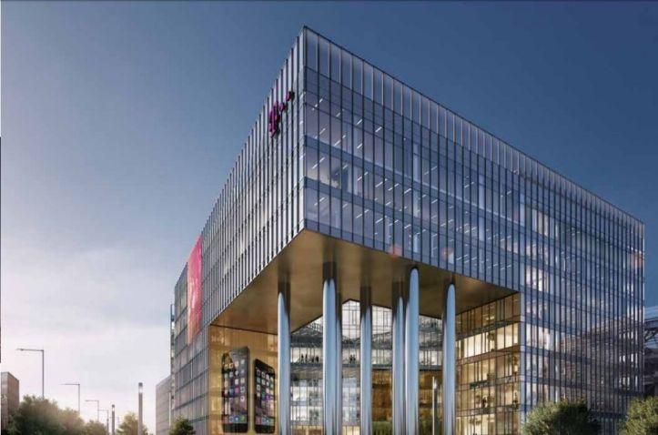 Wing starts work on Magyar Telekom building | EurobuildCEE