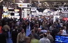NAB Show will be held at the Las Vegas Convention Centre from 10th to 13th October 2021