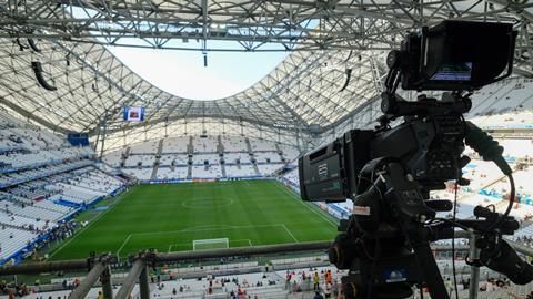 BTS UEFA EURO 2020 4K camera