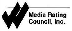Media Rating Council logo