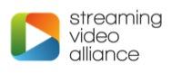 Streaming Video Alliance logo